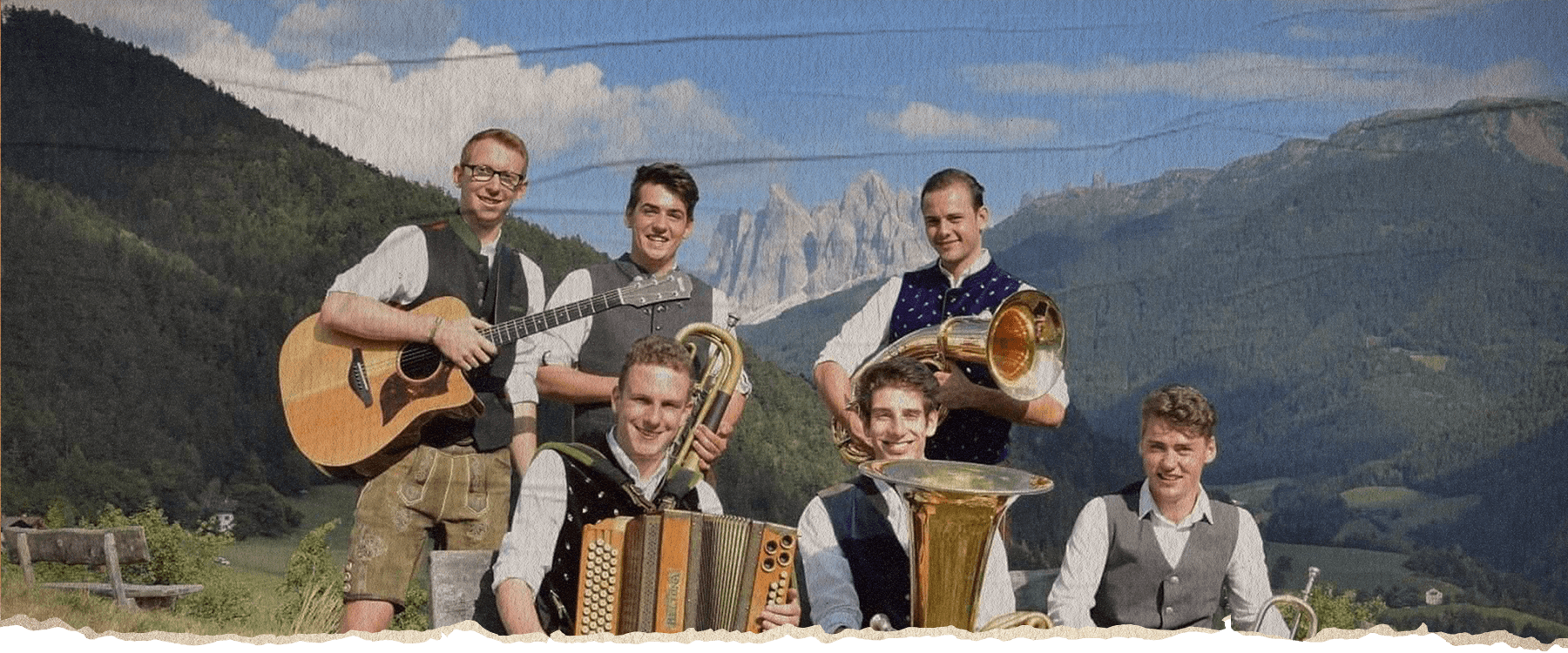 Südtiroler Lausbuam