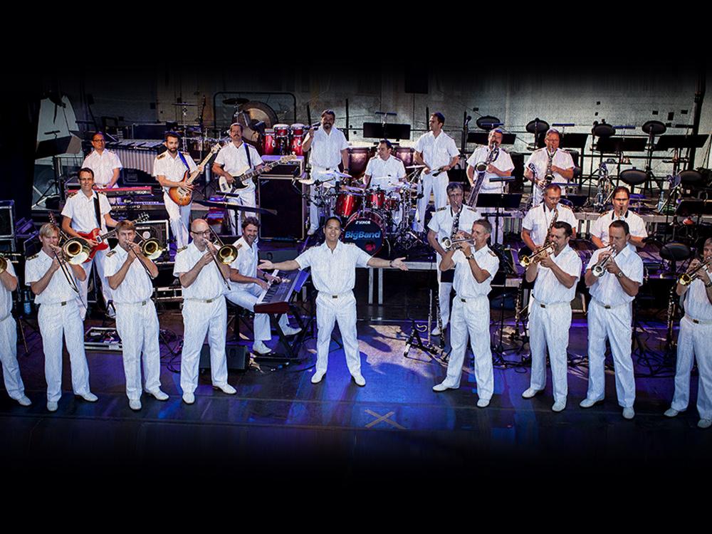 Big Band der Bundeswehr feat. Alexander Wurz