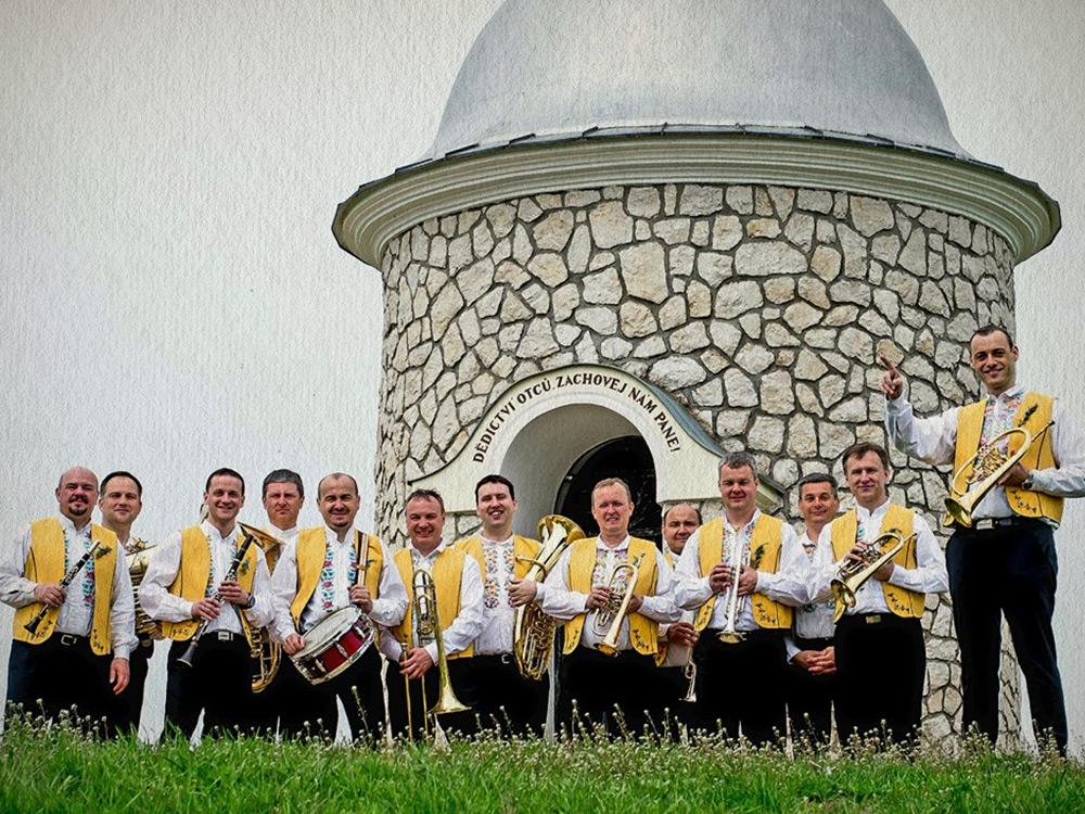Vlado Kumpan und seine Musikanten