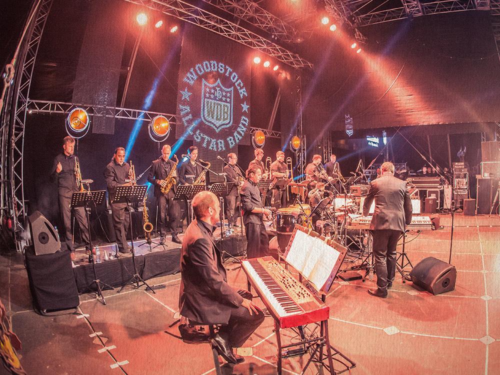 The Timberwolves & Woodstock Allstar Band