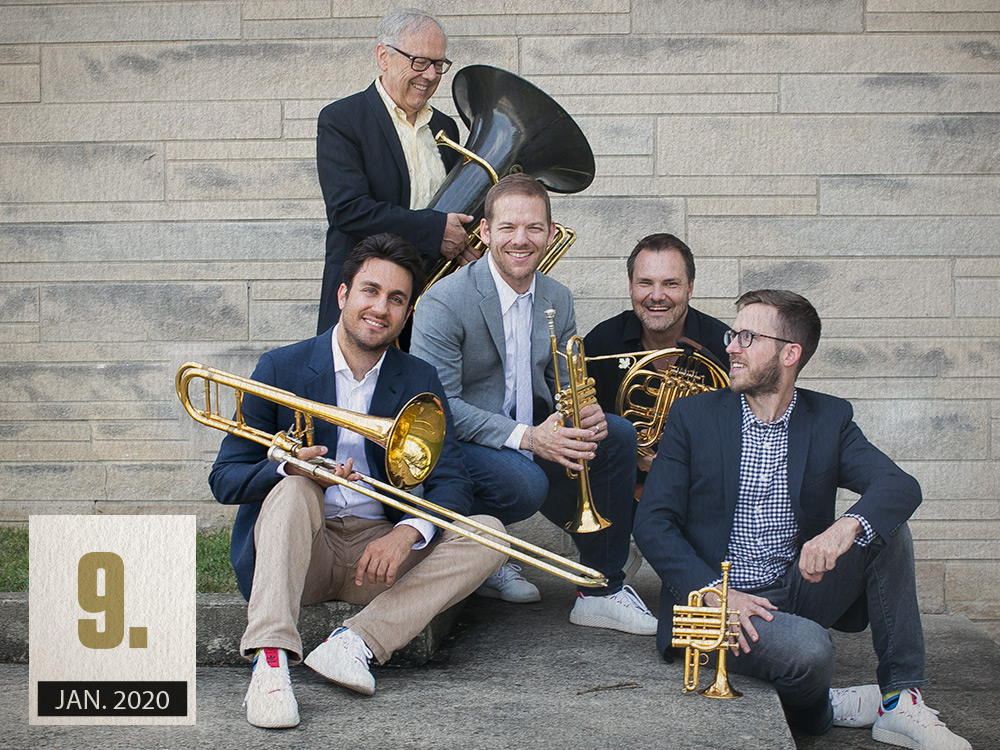 Canadian Brass | Congress Innsbruck