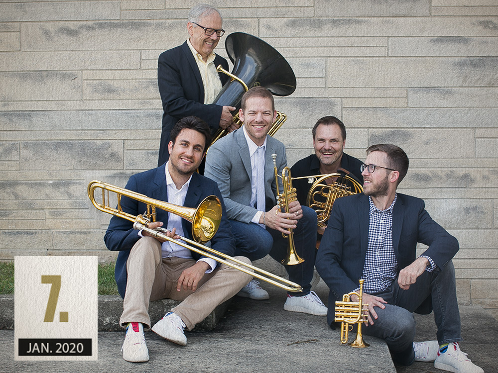 Canadian Brass | Congress Schladming