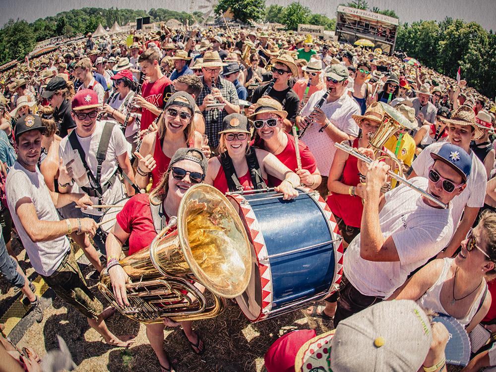 Termine Events Woodstock Der Blasmusik