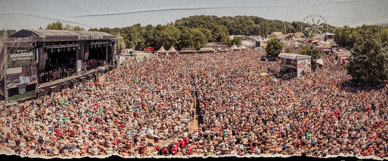 Gesamtspiel Woodstock Der Blasmusik