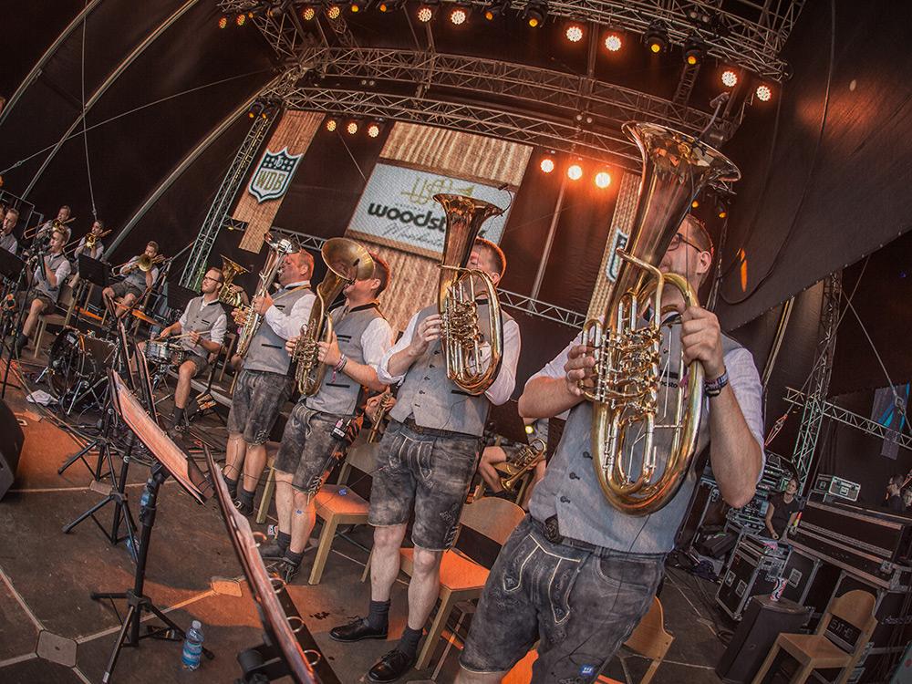 Original Woodstock Musikanten | Allgäu