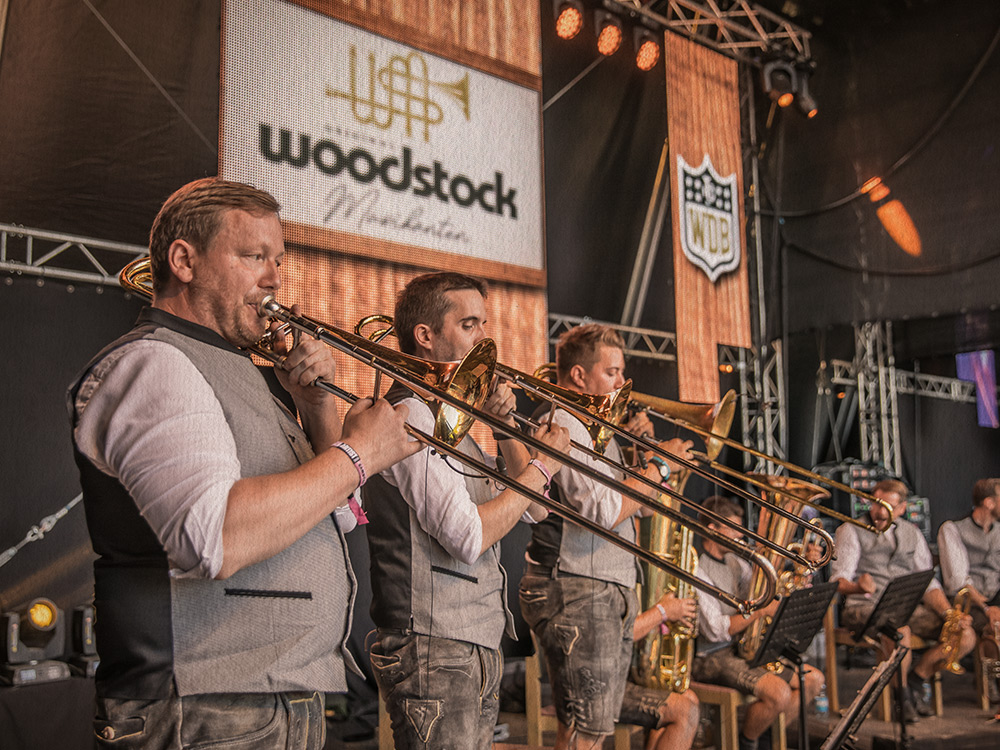 Original Woodstock Musikanten | BRAWO