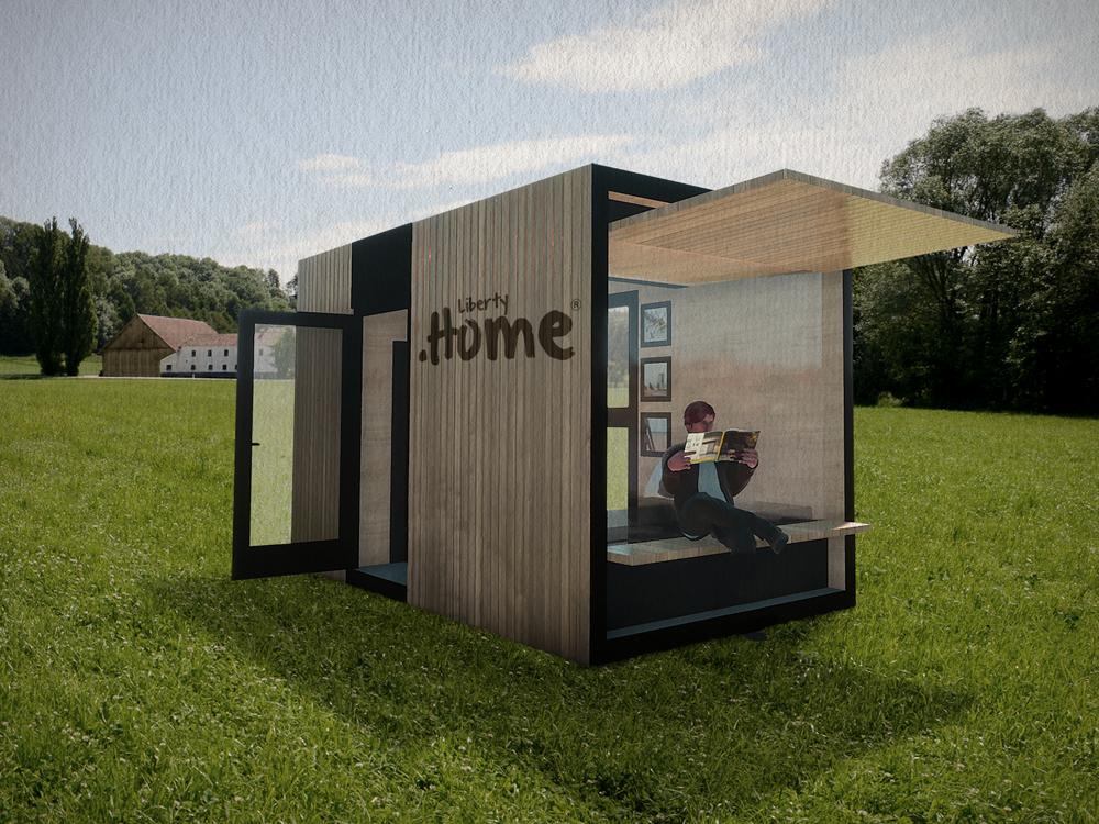 LibertydotHome Tiny Haus