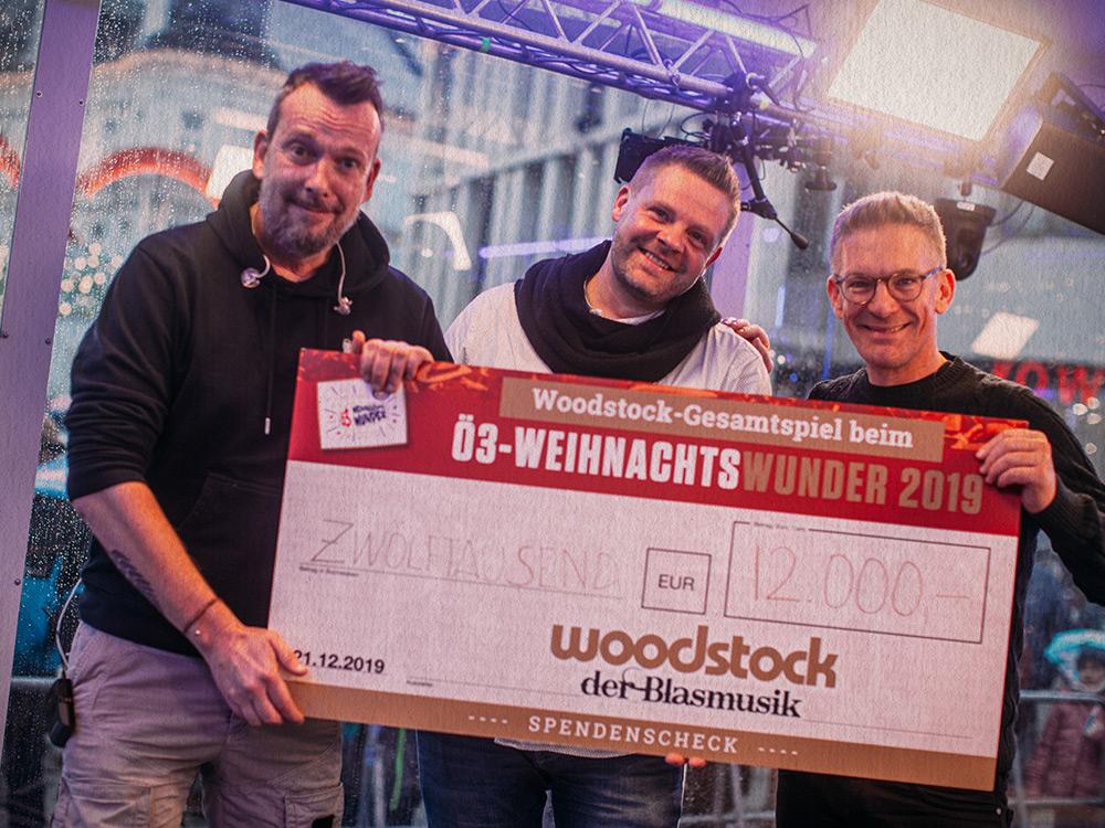 12.000 Euro Spende!
