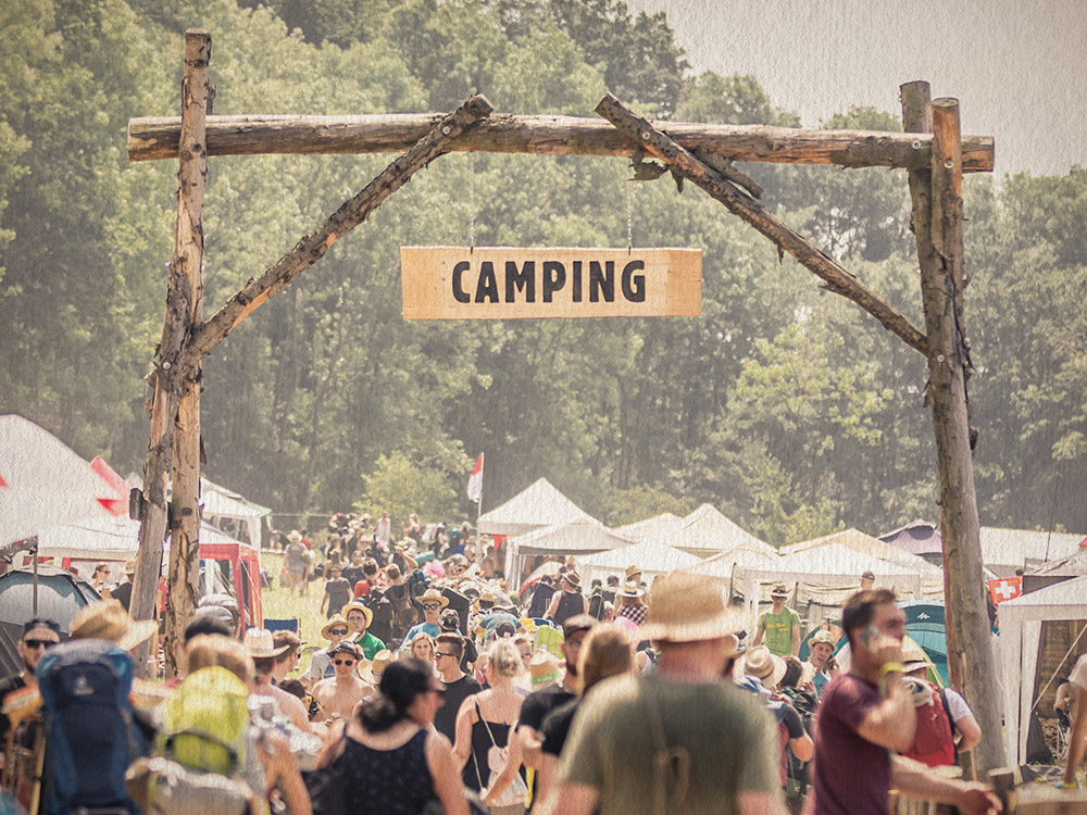 Festivalpass mit Camping?