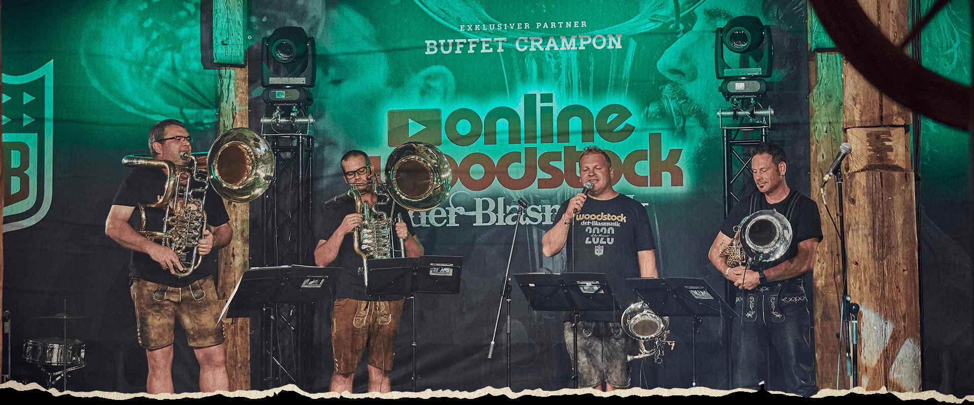 Woodstock Tuba Quartett