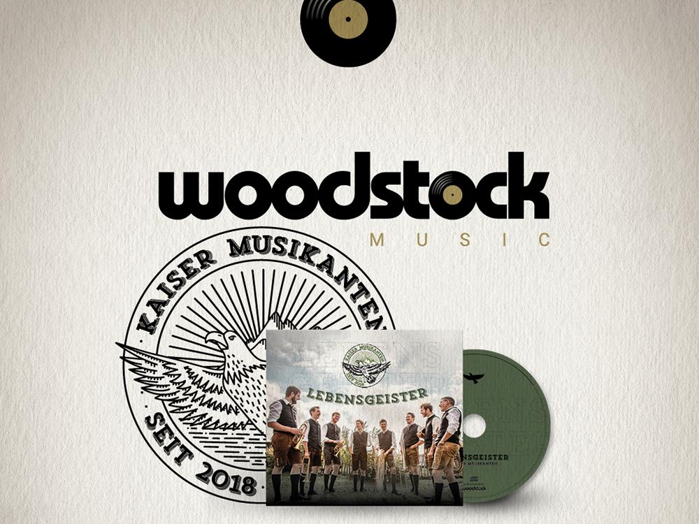 Woodstock Music. Kaiser Musikanten.